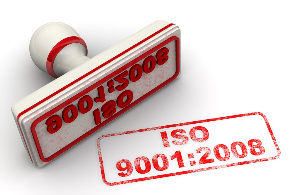 Achieving the ISO 9001:2008 Certification